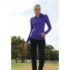 Susanne Yoga Jacket Purple